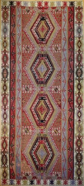 R5884 Antique Anatolian Kilim