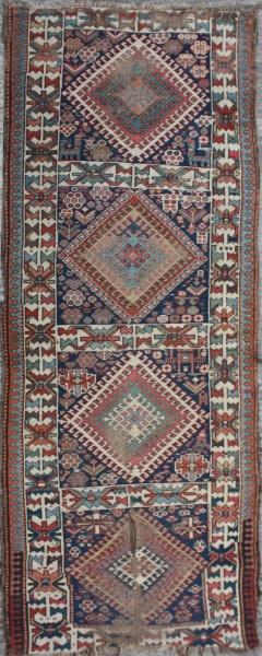 R5170 Antique Carpet Runner