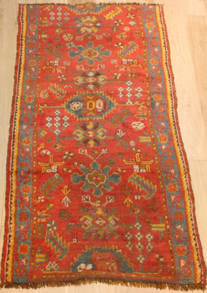 R5316 Antique Carpet Runner