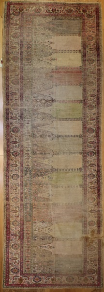 R6460 Antique Carpet Runner