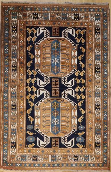 R9380 Antique Caucasian Carpet