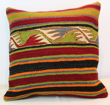 M219 Antique Cushion Cover