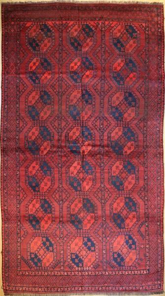 R1278 Antique Ersari Turkmen Carpet