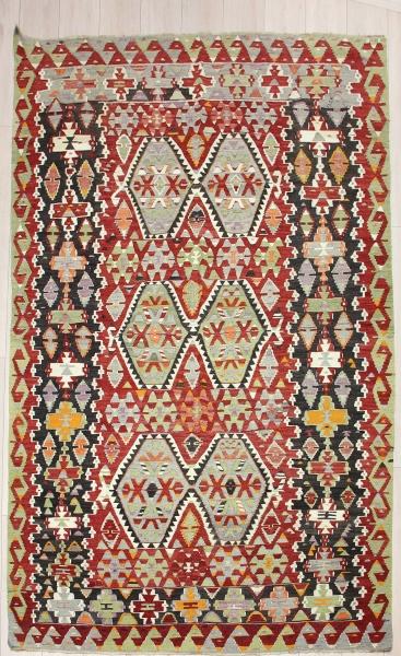 R6403 Antique Esme Kilim Rugs
