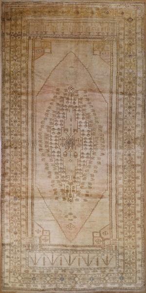 R3905 Antique Handmade Carpet