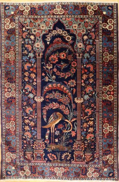 R6952 Antique Kashan Rug