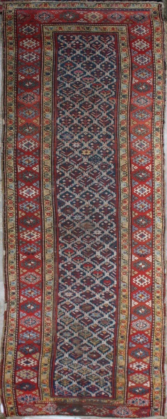 R5299 Antique Kazak Carpet