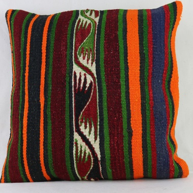 M707 Antique Kelim Cushion Cover