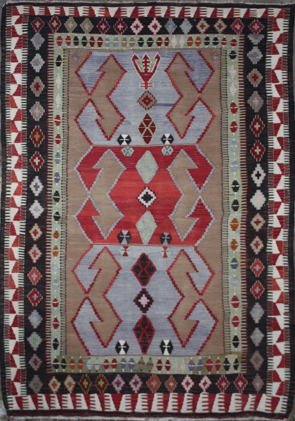 R5542 Antique Kilim