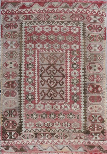 R6570 Antique Kilim