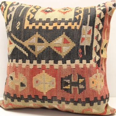 L417 Antique Kilim Cushion Cover