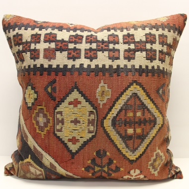 XL274 Antique Kilim Cushion Cover