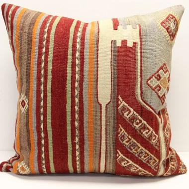 XL317 Antique Kilim Cushion Cover