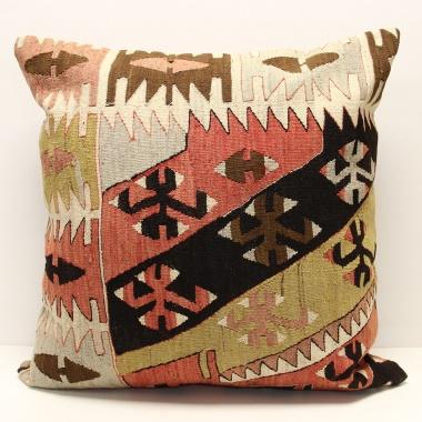 XL383 Antique Kilim Cushion Cover