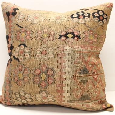 XL443 Antique Kilim Cushion Cover