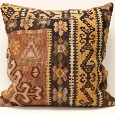 Antique Kilim Cushion Cover L417
