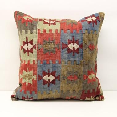 Antique Kilim Cushion Cover L610