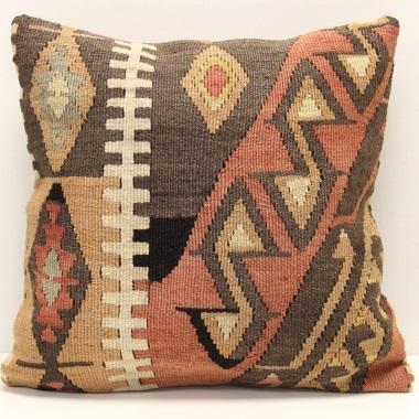 Antique Kilim Cushion Cover M1386