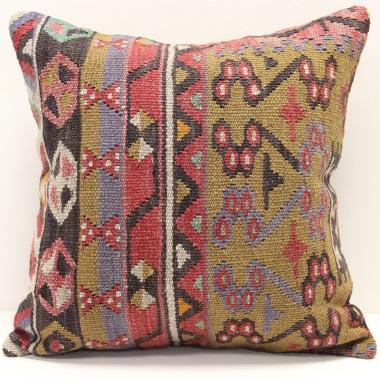 M281 Antique Kilim Cushion Covers