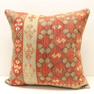 L472 Antique Kilim Cushion Covers