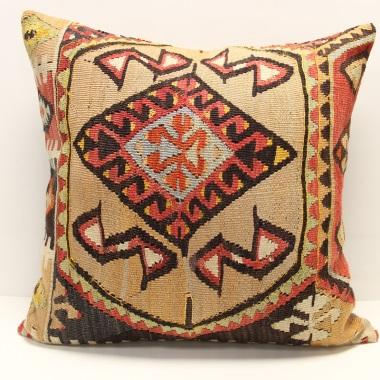 XL248 Antique Kilim Pillow Cover