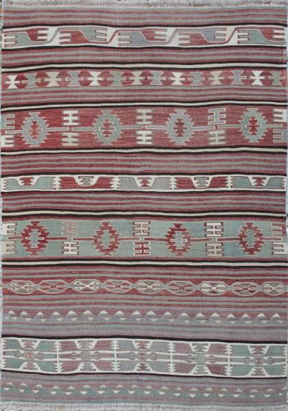 R2626 Antique Kilim Rug