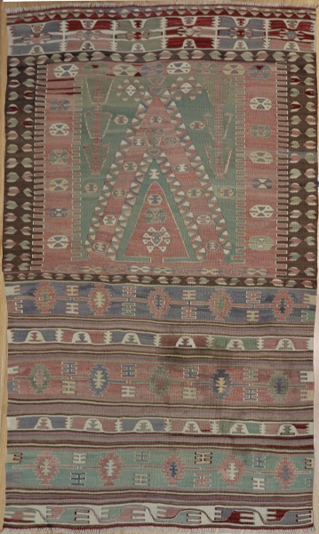 R2634 Antique kilim Rug