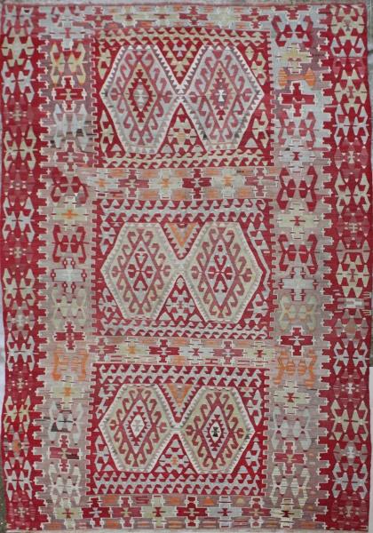 R5063 Antique Kilim Rug
