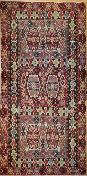 R6559 Antique Kilim Rug