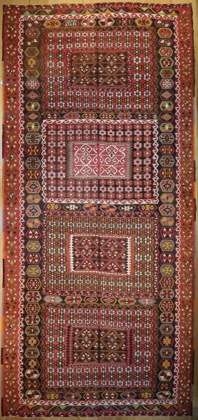 R7354 Antique Kilim Rug