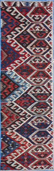 R7179 Antique Kilim Runner