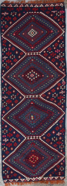 R7455 Antique Kilim Runner