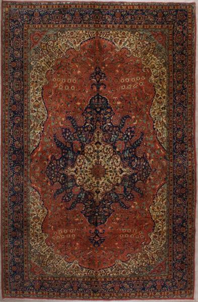 R3706 Antique Ladik Turkish Carpet