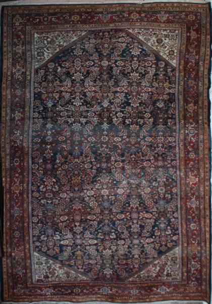 R872 Antique Mahal Carpet