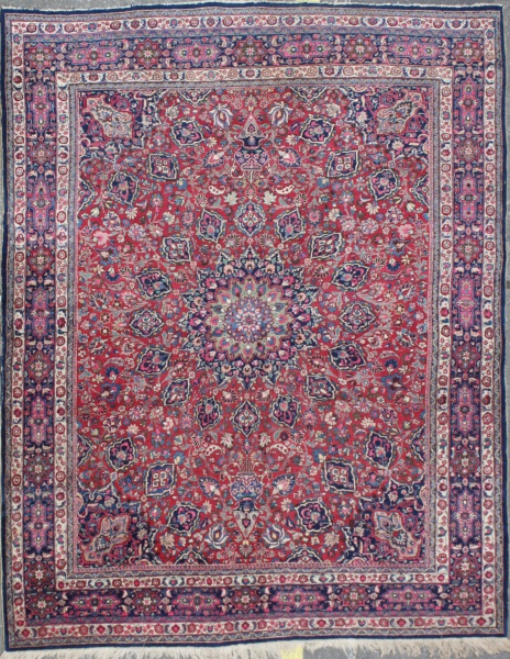 R5176 Antique Mohtasham Carpet