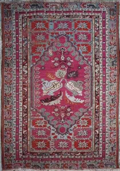 R3864 Antique Mujur Rug