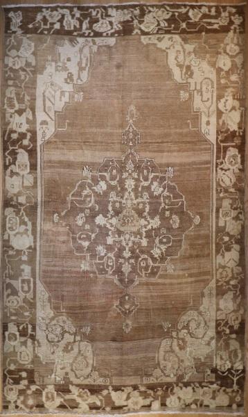 R4471 Antique Oriental Carpet
