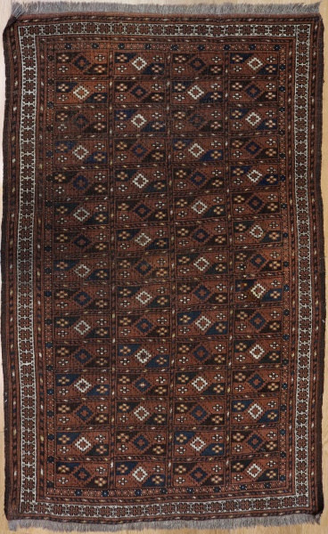 R860 Antique Persian Belouch Rugs