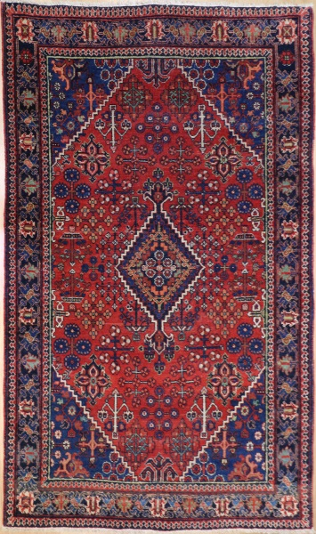 R8358 Antique Persian Joshagan carpet