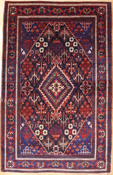 Antique Persian Joshagan carpet R9040