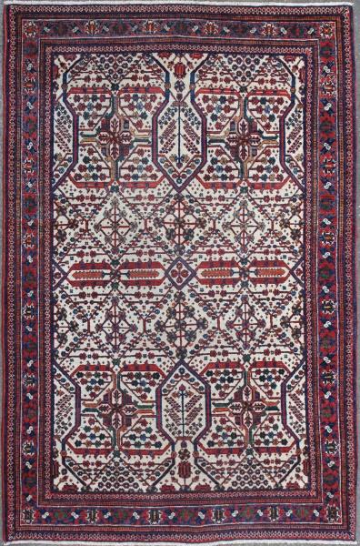 R7309 Antique Persian Joshagan Rug