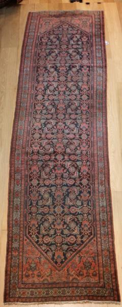 Antique Persian Malayer Carpet Runner R7776