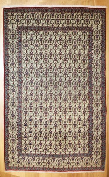 R8318 Antique Persian Mud Rug