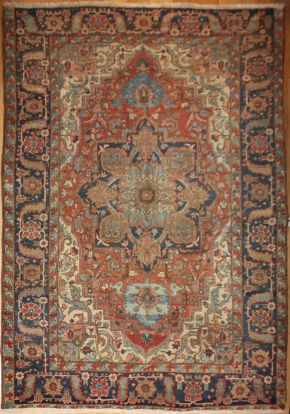 Antique Persian Serap Carpets Antique Persian Carpet