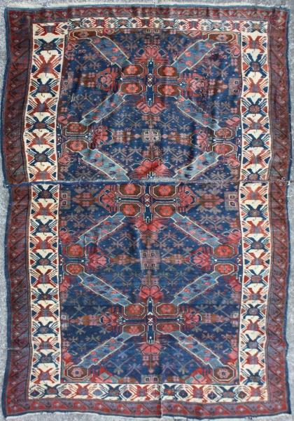R4908 Antique Persian Seychur Rug