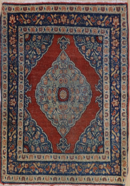 R4808 Antique PersianTabriz Rugs