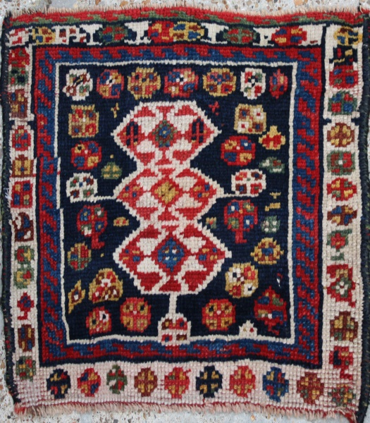 R3331 Antique Small Rug