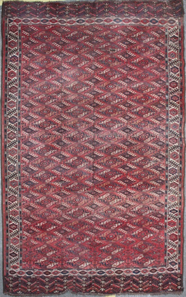 R5329 Antique Tekke Carpet