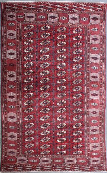 R5353 Antique Tekke Carpet