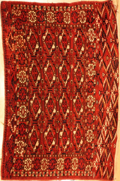 R7324 Antique Tekke Rug